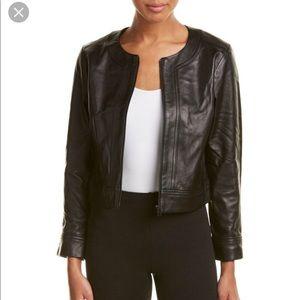 95fc307e39d9 Derek Lam 10 C x Athleta leather motto jacket